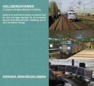 Spelet är en autentisk simulation av arbetet med att styra och lägga tågvägar för de hundratals tåg som berör fjärrställverket i Hallsberg, som är ett av de största i Sverige.