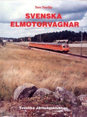 av Tore Nordin. En beskrivning av alla elmotorvagnar som byggts och konstruerats i Sverige. Allt från Djursholmsbanan på 1890-talet till 2000-talets Reginatåg. Rikt illustrerad med ca 300 bilder, ritningar och skisser. 232 sidor, inbunden, format 25×29 cm.